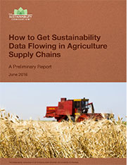 Agriculture Supply Chains