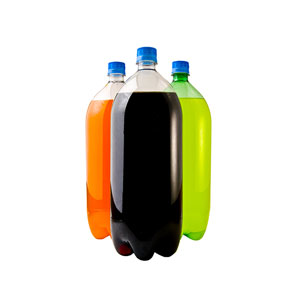 Soda and Sports Drinks