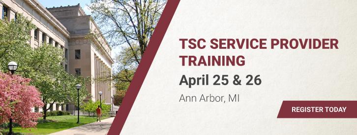 Service Provider Training